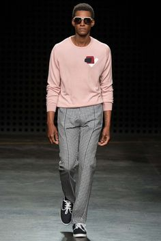 If you are looking for clothing that is practical and stylish, E. Tautz should be your next purchase. #LondonFashionWeek #LMC