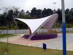 Pelz - Cobertura Tensionada, Tensoestruturas e Tendas em Lona