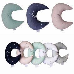 Endlich sind sie da!!! Unsere zauberhaften Mondkissen in allen Größen und Farben!!! Ab heute im Onlineshop: www.effii-kids.de