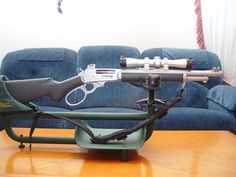 The Wild West Alaskan Co-Pilot, take down #rifle in 457 Magnum