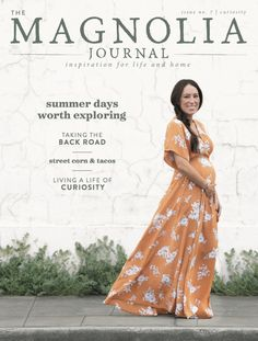 Fixer Upper star Joanna Gaines opens up about parenting alongside husband chip in the new issue of Magnolia Journal