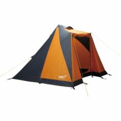 Buy Gelert Cabana2 3 Man Apricot and Charcoal Festival Tent at Argos.co.uk - Your Online Shop for Tents.