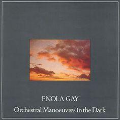 OMD [14]●エノラ ゲイ●悲しみのジャケット●1980 single