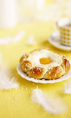 2 h 25 min{ A Baked Doughnuts, Sweet Pastries, Egg Hunt, Baked Goods, Panna Cotta, Nom Nom, Food And Drink, Breakfast, Ethnic Recipes