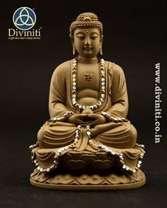 Lord Buddha Statue  http://diviniti.co.in/en/buddha-statue-with-crystal-mala