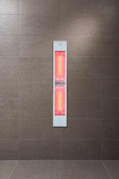 Met een Sunshower heeft u Infrarood licht voor onder de douche. Het infrarood licht is heerlijk voor mensen met spier- en gewrichtspijn!