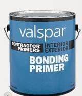 Valspar Bonding Primer Sealer is a preliminary coat used prior to painting. Learn how to use bonding primer-sealers. Painting Laminate Furniture, Painting Cabinets, Paint Furniture, Furniture Projects, Furniture Making, Furniture Makeover, Furniture Refinishing, Diy Projects, Latex
