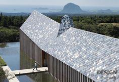 월간 디자인_ 도시라는 바다 위를 떠도는 건축가의 심상 <이타미 준: 바람의 조형>전
