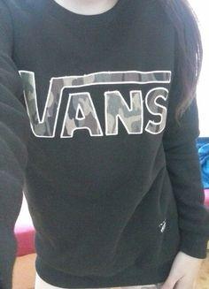 Vans, Sweatshirts, Sweaters, Fashion, Moda, Fashion Styles, Sweater, Trainers, Van