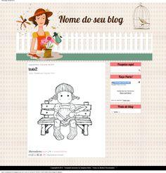 Template free para blog