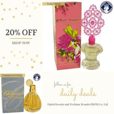 Today Only! 20% OFF this item.  Follow us on Pinterest to be the first to see our exciting Daily Deals. Today's Product: Betsey Johnson Perfume 100ml/3.4oz Eau de Parfum Spray EDP Fragrance for Women Buy now: http://perfumebrands.net/products/betsey-johnson-perfume-100ml-3-4oz-eau-de-parfum-spray-edp-fragrance-for-women?utm_source=Pinterest&utm_medium=Orangetwig_Marketing&utm_campaign=Only%20Today%20...%20Special%20Price%20for%20a%20special%20person #fashion #perfume #smellgood #picoftheday…