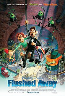 Flushed away movie online watch. Being flushed away into the bustling sewer world of ratropolis. Flushed away movie watch online, flushed away 2006 dual audio hindi. Dreamworks Movies, Cartoon Movies, Disney Movies, Disney Channel Movies, Funny Movies For Kids, Best Kid Movies, Family Movies, Funny Kids, Vintage Posters