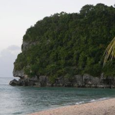"""""""Gun Beach"""" Guam, had a great time watching the kids play on the beach here...while enjoying a drink... would love to go back!"""