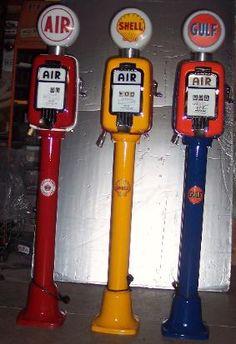 Gas Pump Hobbyist - Old Gas Pumps, Antique Gas Pumps, Gas Pump Restoration