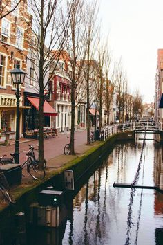 Delft, Holland - I have wanted to go to Holland since we learned about it when I was in the fourth grade.