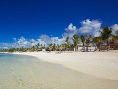 One of our favorite beaches, Long Beach, Mauritius
