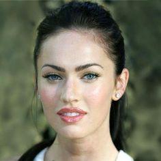 Megan Fox make up