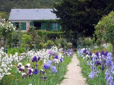 Monet's Garden in Giverny, France. One my dreams come true.