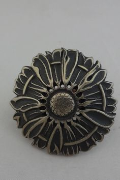 Italy The Leaning Tower of Pisa Roman Round Metal Tack Hat Pin Brooch