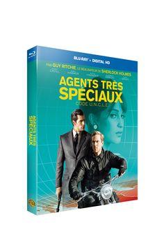 Nouveau concours: Agents Très Spéciaux: code U.N.C.L.E   1 Blu-Ray + 2 DVD à gagner