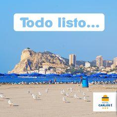 Solo falta que reserves #PlayasBenidorm