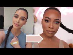 Gothic Makeup Tutorial, Smokey Eye Makeup Tutorial, Kim K Makeup, Makeup Tips, Makeup For Brown Eyed Girls, Makeup Tutorials Youtube, Makeup Makeover, Contour Makeup, Makeup Inspiration