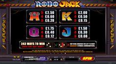Robo Jack Online Slot Game Slot, Games, Gaming, Plays, Game, Toys