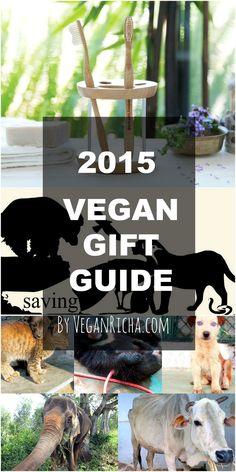 2015 Vegan Gift Guide - Vegan Richa