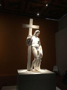 Miguel Ángel Buonarroti sculptures  Palacio de Bellas Artes  México, city,