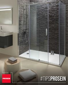¿Piedras naturales para el baño? ¡Claro! Spa en casa gracias a tu revestimiento