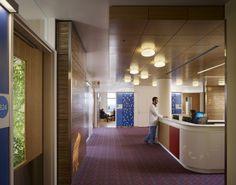Randall Children´s Hospital / ZGF Architects