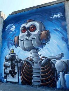 , awesome urban art, world graffiti, street art, free walls, street artists, urban artists