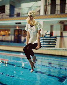 Como o CR Fashion Book faz natação..... | My Lisbon Lifestyle