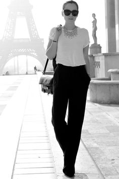 "paris2london:    (via Style Scrapbook: ""OH LA LA"")"