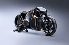 Lotus C-01 Moto Black 100.000€