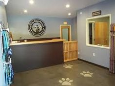 dog kennel lobby - Google Search