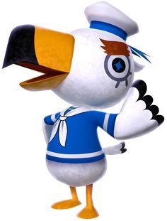 Gulliver - Animal Crossing: New Leaf #ACNL