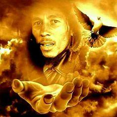 Bob Marley Art, Reggae Bob Marley, Bob Marley Quotes, Rasta Art, African Quotes, Bob Marley Pictures, Damian Marley, Reggae Artists, Robert Nesta