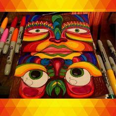 #fullcolor #Art #artist #arte #illustration #ilustracion #ilustraciones #dibujando #dibujo #draw #drawing #color #colors