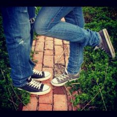 Love at first converse
