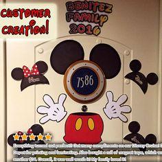 Customer creations, etsy.com/shop/alluna/ Disney Cruise door magnets!