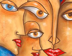 """Check out new work on my @Behance portfolio: """"Cubism vol.1"""" http://be.net/gallery/66536709/Cubism-vol1"""