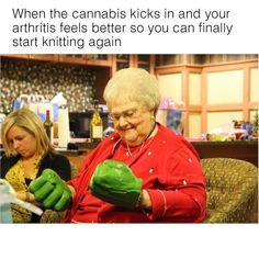 Lol you go granny!