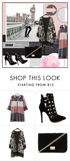 """Zaful 83"" by anchystar90 ❤ liked on Polyvore featuring Forever 21, polyvoreeditorial and zaful"