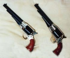The Remington-Beals Model Revolvers along with subsequent models and variations…