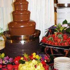 Chocolate Fountain Recipe
