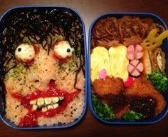 Recetas japonesas de Halloween