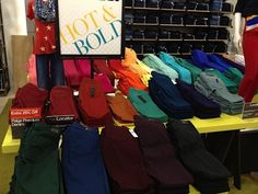 Hot & Bold at Saks Fifth Avenue OFF 5th.