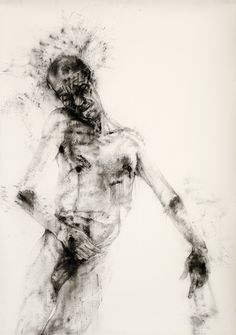 Diane Victor Ash Drawing, Life Drawing, Painting & Drawing, Gesture Drawing, Figure Painting, Figure Drawing, South African Artists, Art Drawings Sketches, Art Studies