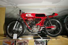 Moto Morini Corsarino Corsa del 1961